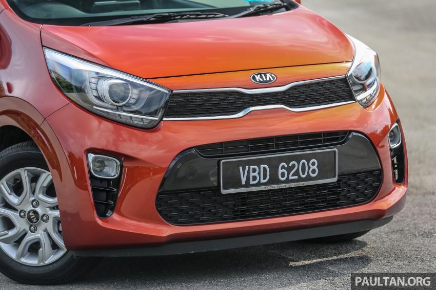 Driven Web Series 2018: Keluarga hatchback di Malaysia – Perodua Myvi vs Proton Iriz vs Kia Picanto! Image #800681