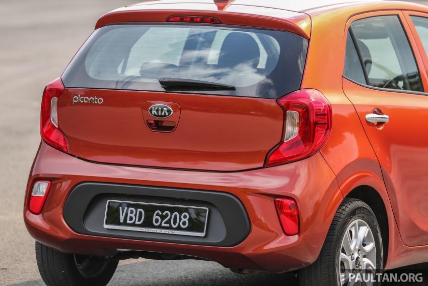 Driven Web Series 2018: Keluarga hatchback di Malaysia – Perodua Myvi vs Proton Iriz vs Kia Picanto! Image #800682