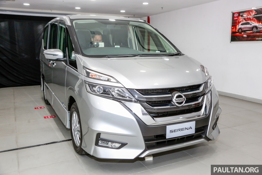 2018 Nissan Serena S-Hybrid full specs – Highway Star and Premium Highway Star, from under RM140k est Image #806236