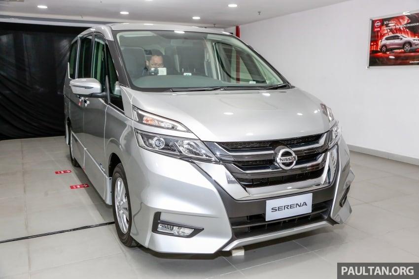 2018 Nissan Serena S-Hybrid full specs – Highway Star and Premium Highway Star, from under RM140k est Image #806236