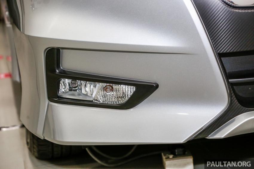 2018 Nissan Serena S-Hybrid full specs – Highway Star and Premium Highway Star, from under RM140k est Image #806249