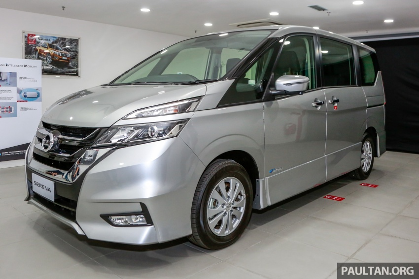 2018 Nissan Serena S-Hybrid full specs – Highway Star and Premium Highway Star, from under RM140k est Image #806237