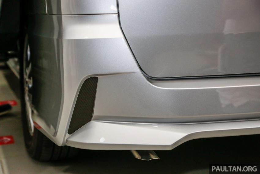 2018 Nissan Serena S-Hybrid full specs – Highway Star and Premium Highway Star, from under RM140k est Image #806261