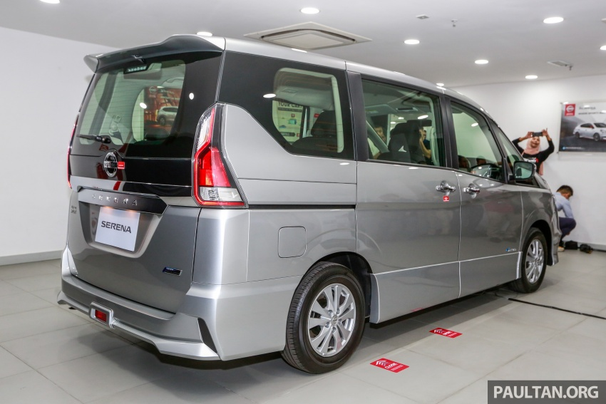 2018 Nissan Serena S-Hybrid full specs – Highway Star and Premium Highway Star, from under RM140k est Image #806239