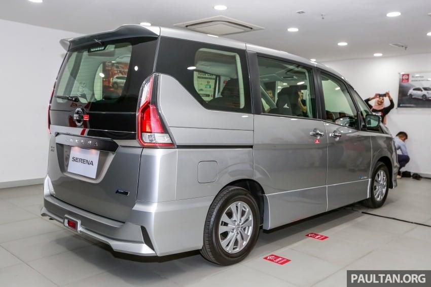 2018 Nissan Serena S-Hybrid full specs – Highway Star and Premium Highway Star, from under RM140k est Image #806239