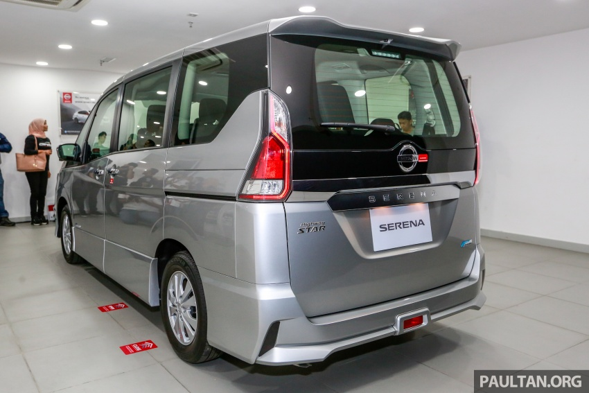 2018 Nissan Serena S-Hybrid full specs – Highway Star and Premium Highway Star, from under RM140k est Image #806241