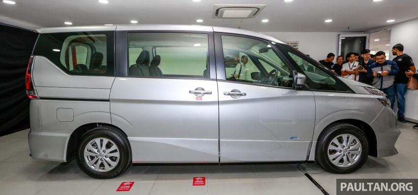 2018 Nissan Serena S-Hybrid full specs – Highway Star and Premium Highway Star, from under RM140k est Image #806242