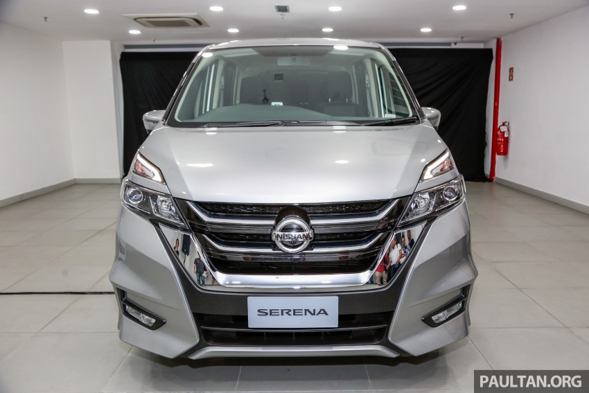2018 Nissan Serena S-Hybrid full specs – Highway Star and Premium Highway Star, from under RM140k est Image #806243