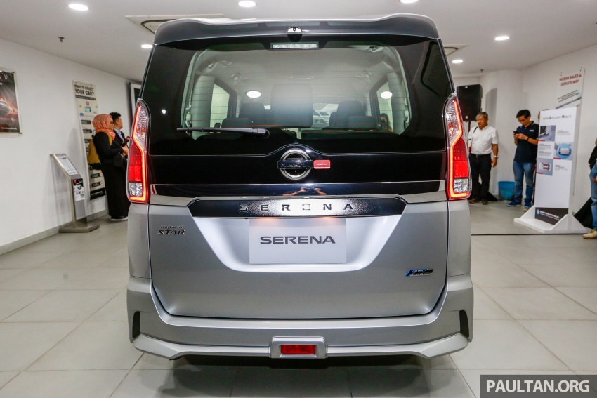 2018 Nissan Serena S-Hybrid full specs – Highway Star and Premium Highway Star, from under RM140k est Image #806244