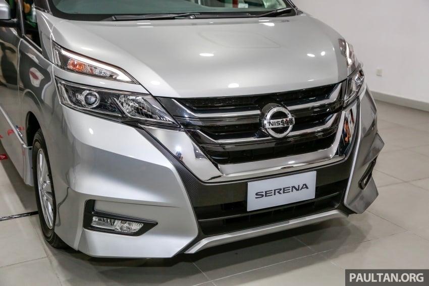 2018 Nissan Serena S-Hybrid full specs – Highway Star and Premium Highway Star, from under RM140k est Image #806245
