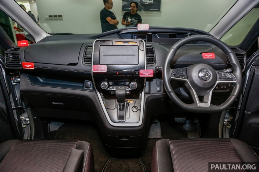 2018 Nissan Serena S-Hybrid full specs – Highway Star and Premium Highway Star, from under RM140k est Image #806269