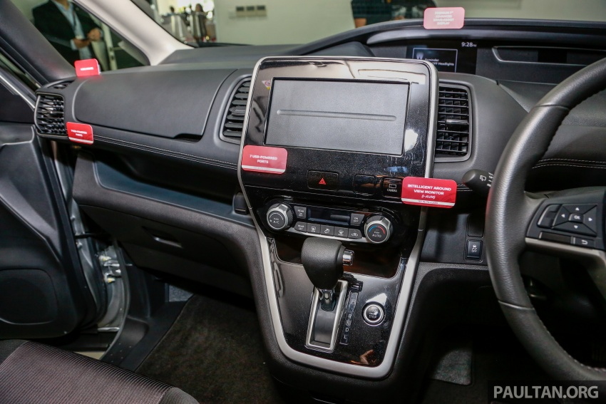 2018 Nissan Serena S-Hybrid full specs – Highway Star and Premium Highway Star, from under RM140k est Image #806279