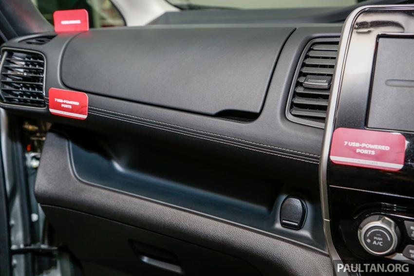 2018 Nissan Serena S-Hybrid full specs – Highway Star and Premium Highway Star, from under RM140k est Image #806284