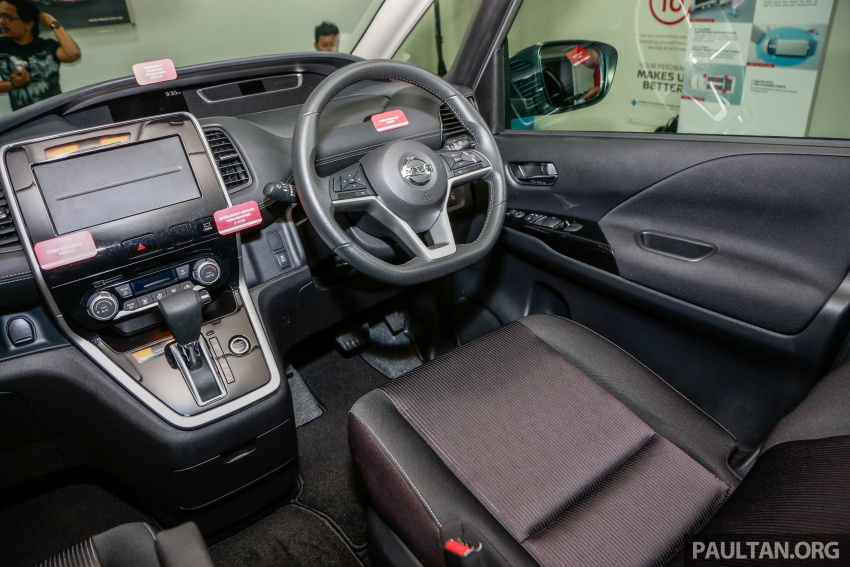 2018 Nissan Serena S-Hybrid full specs – Highway Star and Premium Highway Star, from under RM140k est Image #806288