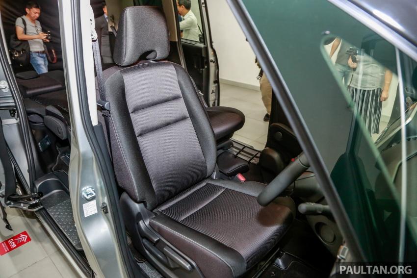 2018 Nissan Serena S-Hybrid full specs – Highway Star and Premium Highway Star, from under RM140k est Image #806291