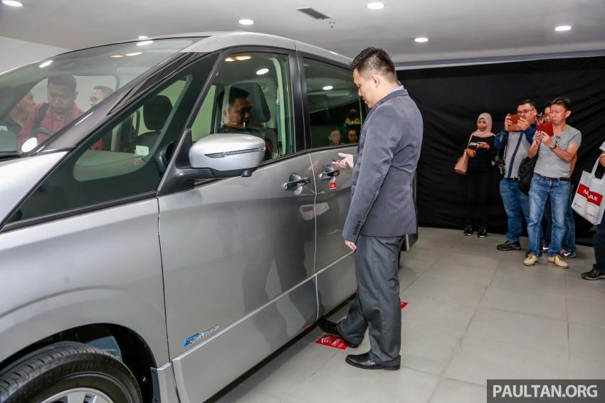 2018 Nissan Serena S-Hybrid full specs – Highway Star and Premium Highway Star, from under RM140k est Image #806295