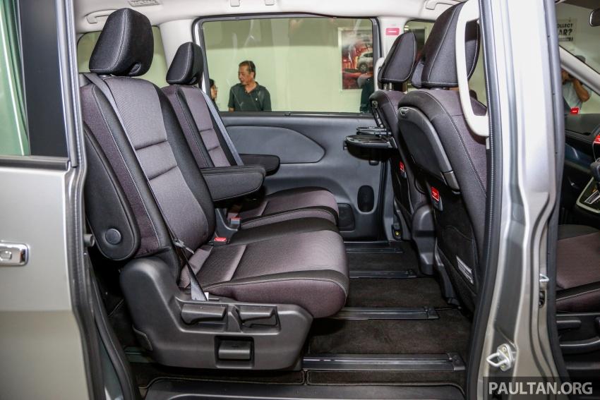 2018 Nissan Serena S-Hybrid full specs – Highway Star and Premium Highway Star, from under RM140k est Image #806299