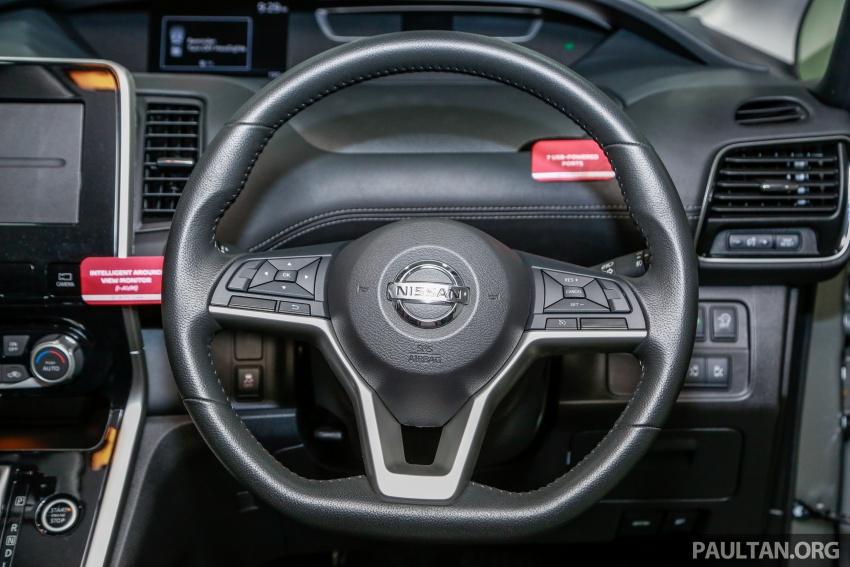 2018 Nissan Serena S-Hybrid full specs – Highway Star and Premium Highway Star, from under RM140k est Image #806271