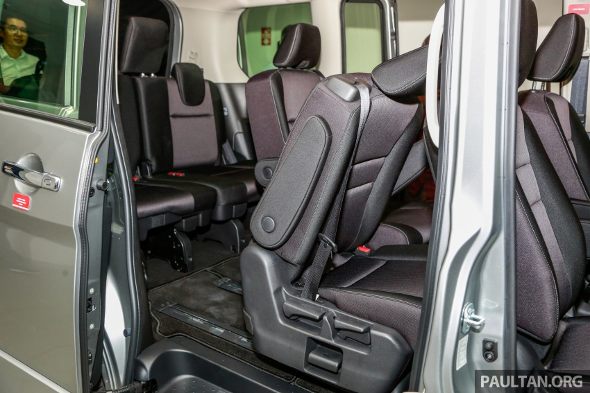 2018 Nissan Serena S-Hybrid full specs – Highway Star and Premium Highway Star, from under RM140k est Image #806313