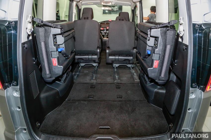 2018 Nissan Serena S-Hybrid full specs – Highway Star and Premium Highway Star, from under RM140k est Image #806319