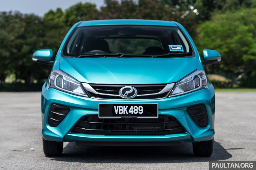 GALLERY: Perodua Myvi 1.3G and 1.3X – why wait? Image #802426