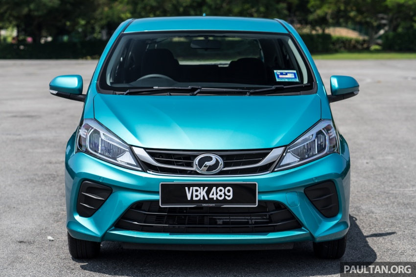 GALLERY: Perodua Myvi 1.3G and 1.3X – why wait? Image #802427