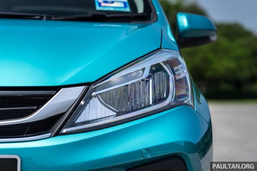 GALERI: Perodua Myvi 1.3G dan 1.3 Premium X – senarai spesifikasi tak jauh beza, harga lebih murah Image #803347