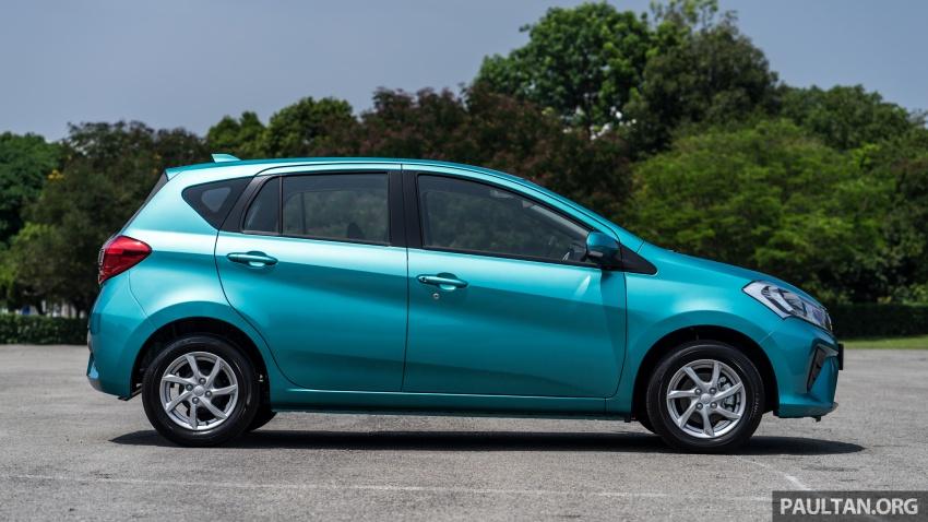 GALERI: Perodua Myvi 1.3G dan 1.3 Premium X – senarai spesifikasi tak jauh beza, harga lebih murah Image #803349