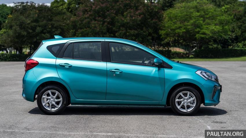 GALERI: Perodua Myvi 1.3G dan 1.3 Premium X – senarai spesifikasi tak jauh beza, harga lebih murah Image #803350