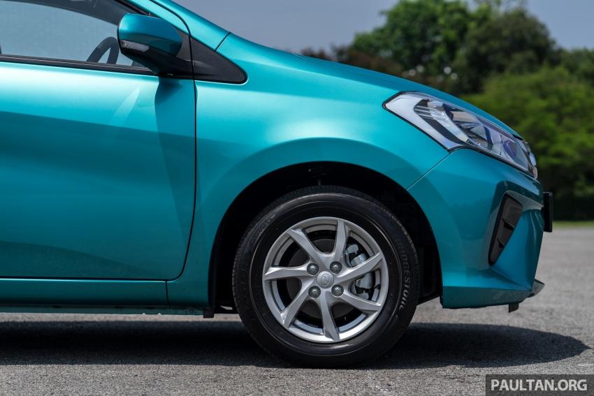 GALERI: Perodua Myvi 1.3G dan 1.3 Premium X – senarai spesifikasi tak jauh beza, harga lebih murah Image #803351