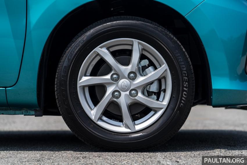 GALERI: Perodua Myvi 1.3G dan 1.3 Premium X – senarai spesifikasi tak jauh beza, harga lebih murah Image #803352