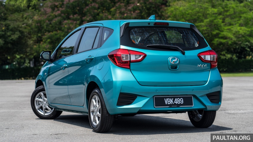 GALLERY: Perodua Myvi 1.3G and 1.3X – why wait? Image #802435