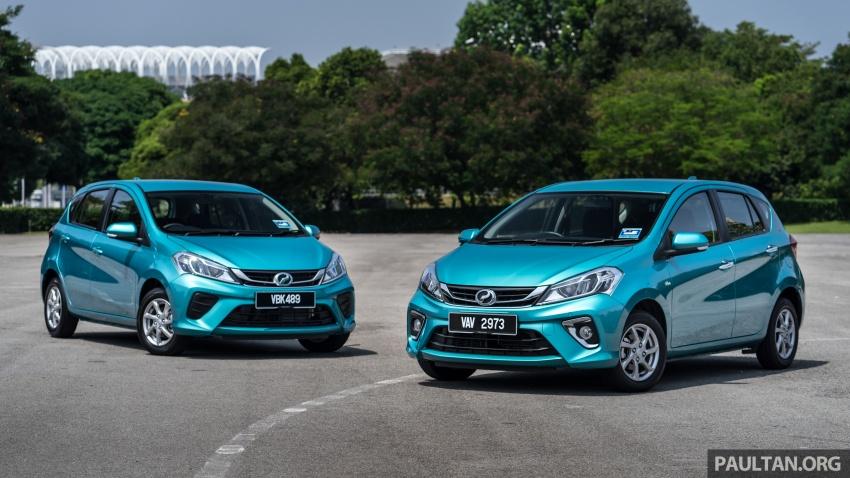 GALERI: Perodua Myvi 1.3G dan 1.3 Premium X – senarai spesifikasi tak jauh beza, harga lebih murah Image #803334