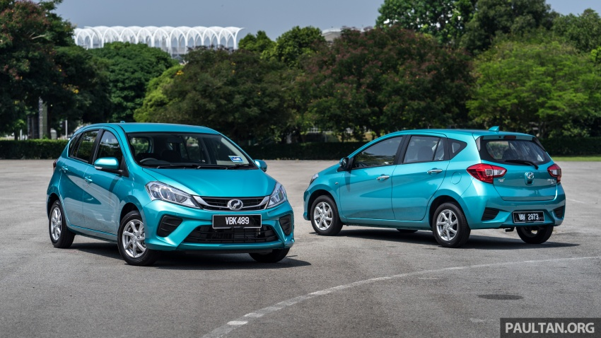 GALLERY: Perodua Myvi 1.3G and 1.3X – why wait? Image #802412