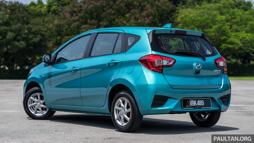 GALLERY: Perodua Myvi 1.3G and 1.3X – why wait? Image #802437