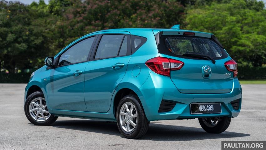 GALERI: Perodua Myvi 1.3G dan 1.3 Premium X – senarai spesifikasi tak jauh beza, harga lebih murah Image #803355