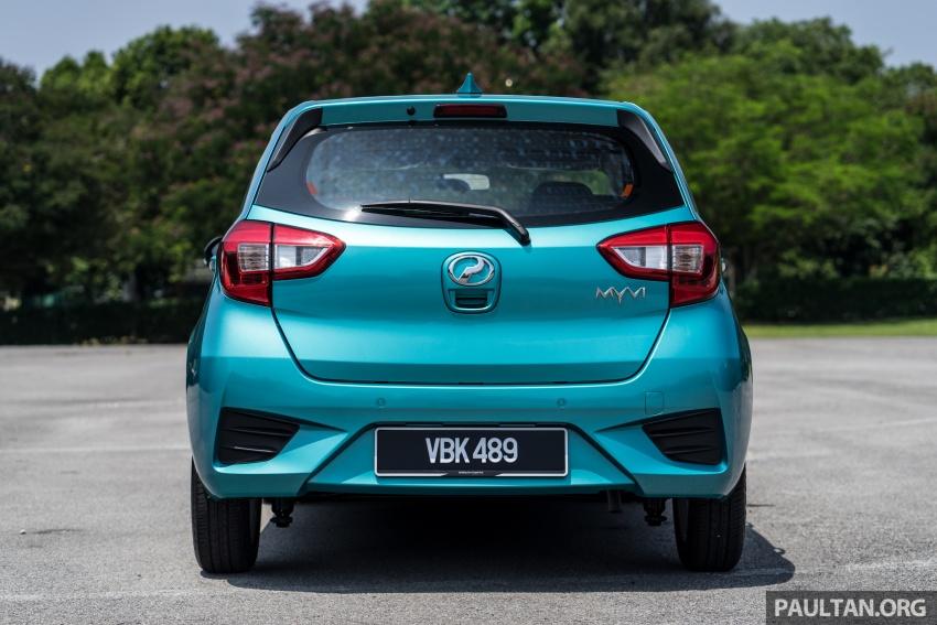 GALERI: Perodua Myvi 1.3G dan 1.3 Premium X – senarai spesifikasi tak jauh beza, harga lebih murah Image #803357