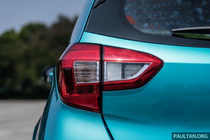 GALERI: Perodua Myvi 1.3G dan 1.3 Premium X – senarai spesifikasi tak jauh beza, harga lebih murah Image #803359