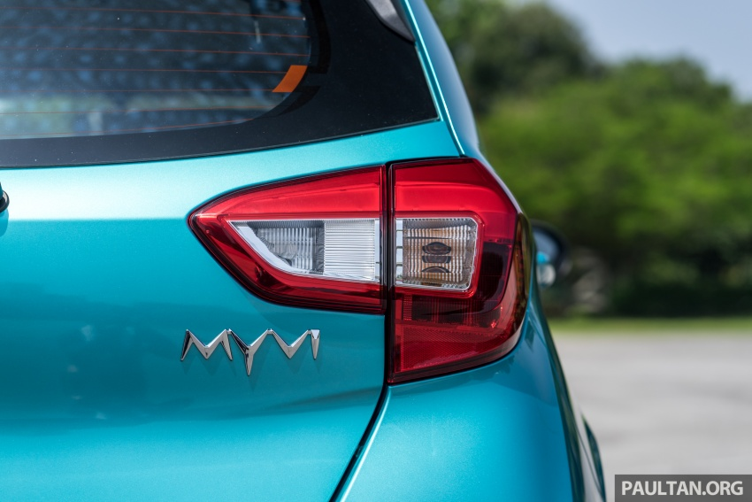 GALLERY: Perodua Myvi 1.3G and 1.3X – why wait? Image #802442