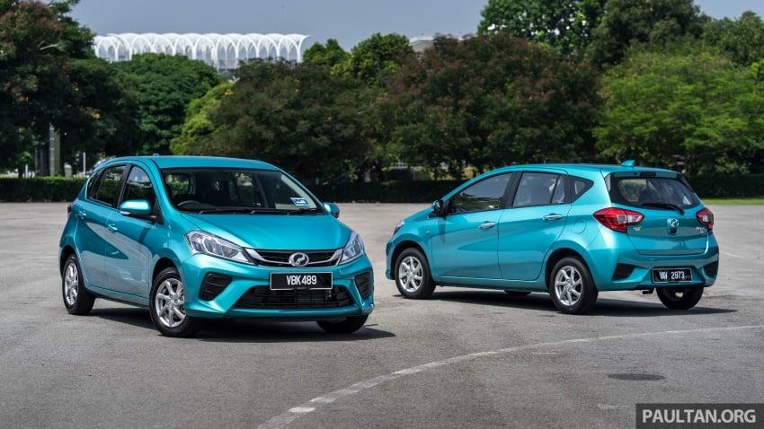 GALERI: Perodua Myvi 1.3G dan 1.3 Premium X – senarai spesifikasi tak jauh beza, harga lebih murah Image #803335
