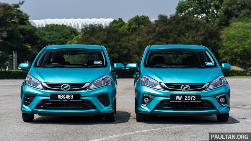 GALLERY: Perodua Myvi 1.3G and 1.3X – why wait? Image #802414