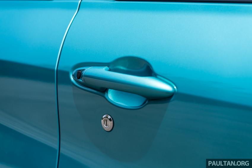 GALERI: Perodua Myvi 1.3G dan 1.3 Premium X – senarai spesifikasi tak jauh beza, harga lebih murah Image #803366