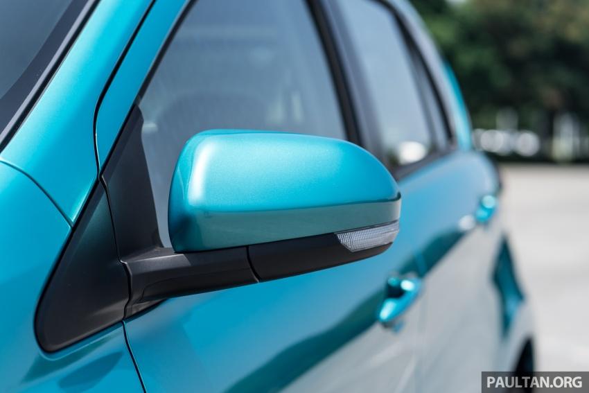 GALERI: Perodua Myvi 1.3G dan 1.3 Premium X – senarai spesifikasi tak jauh beza, harga lebih murah Image #803367