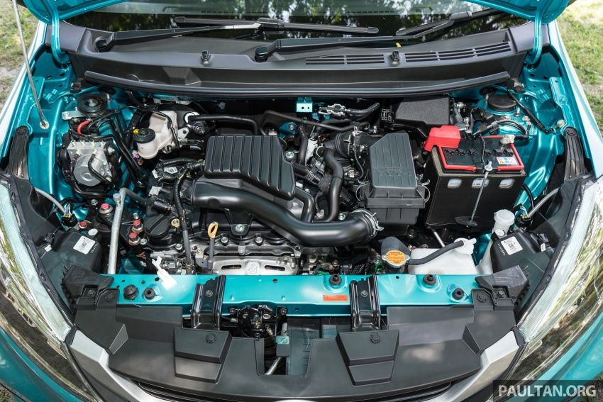 GALLERY: Perodua Myvi 1.3G and 1.3X – why wait? Image #802450