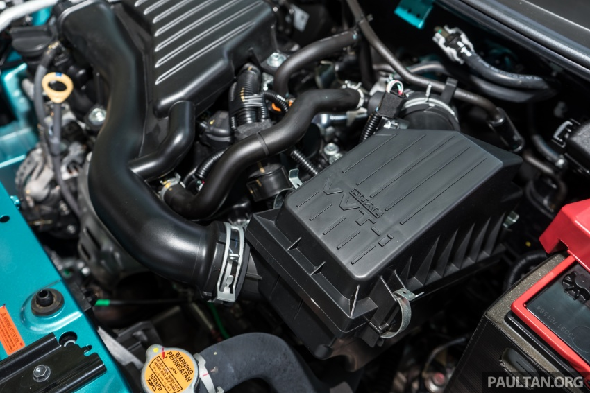 GALERI: Perodua Myvi 1.3G dan 1.3 Premium X – senarai spesifikasi tak jauh beza, harga lebih murah Image #803369