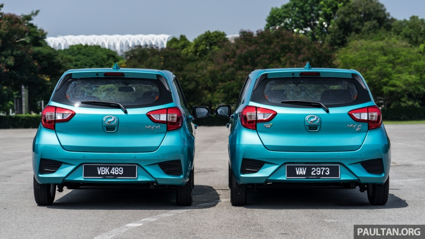 GALLERY: Perodua Myvi 1.3G and 1.3X – why wait? Image #802415