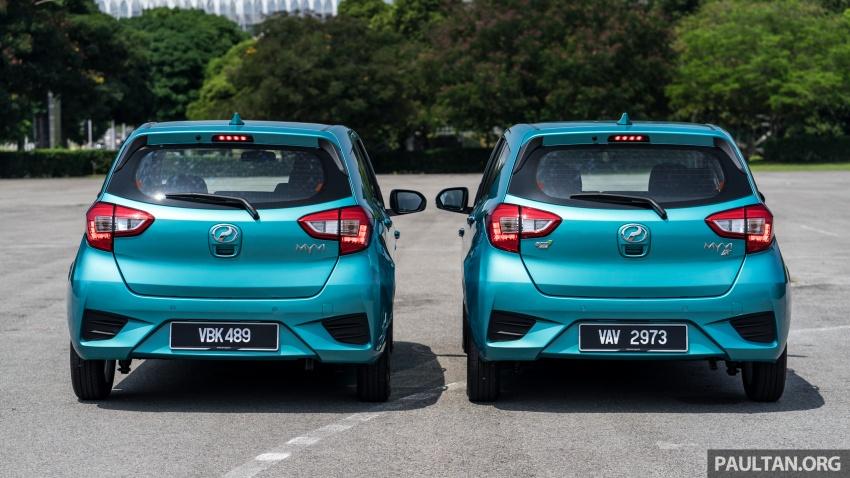 GALERI: Perodua Myvi 1.3G dan 1.3 Premium X – senarai spesifikasi tak jauh beza, harga lebih murah Image #803338