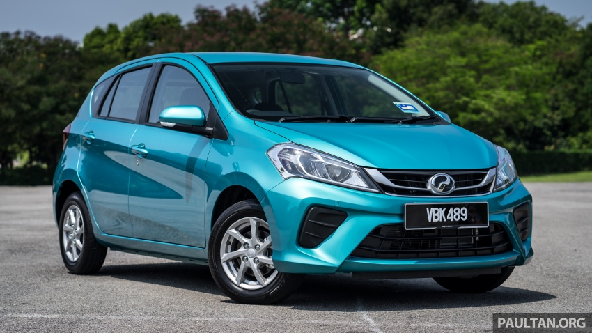 GALLERY: Perodua Myvi 1.3G and 1.3X – why wait? Image #802420