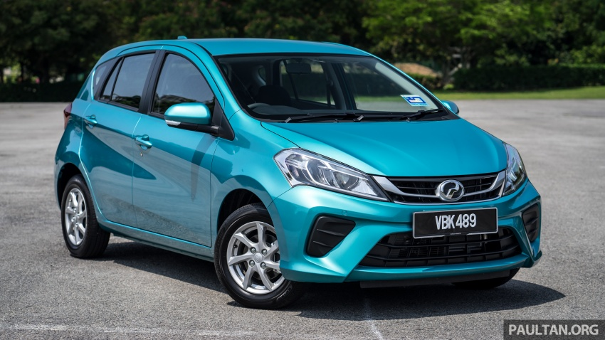 GALLERY: Perodua Myvi 1.3G and 1.3X – why wait? Image #802421