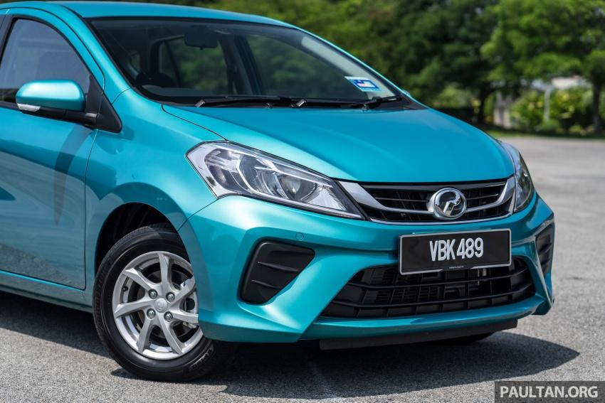 GALERI: Perodua Myvi 1.3G dan 1.3 Premium X – senarai spesifikasi tak jauh beza, harga lebih murah Image #803342